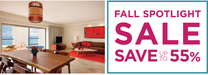 Save up to 60% at Hyatt Ziva Puerto Vallarta