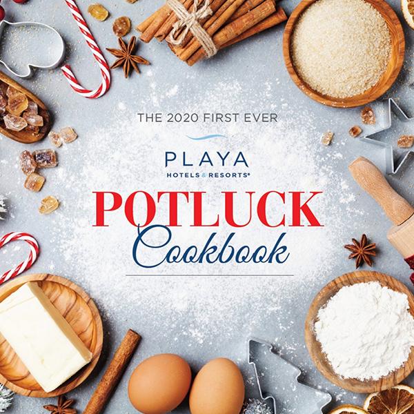Playa Potlcuk Cookbook
